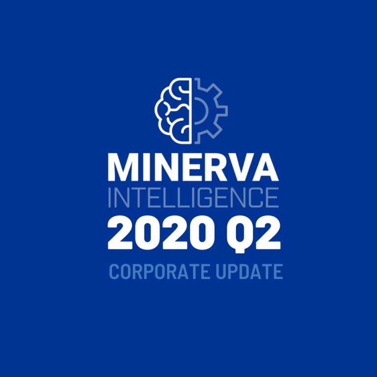 Minerva Intelligence Provides Corporate Update