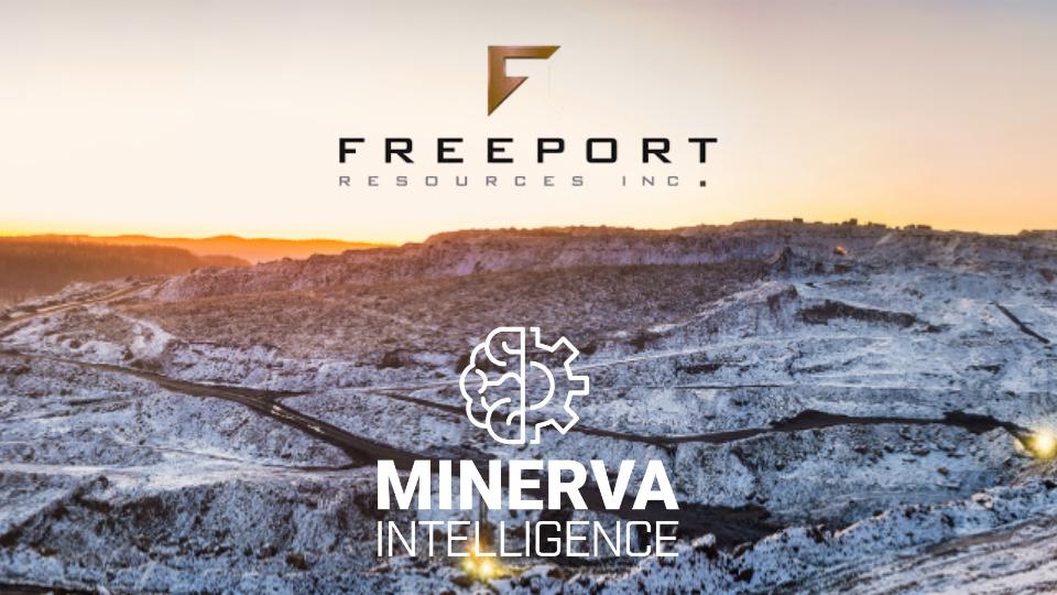 Freeport - Minerva logos