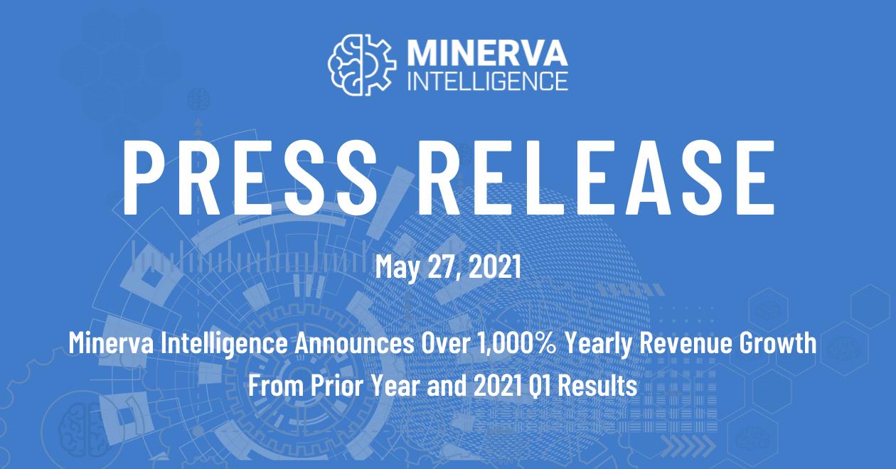 Press Release Q1 2021