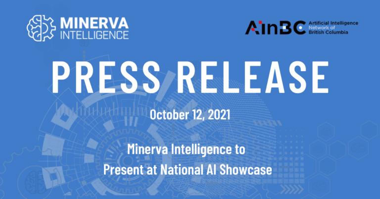 Minerva to Present at National AI Showcase